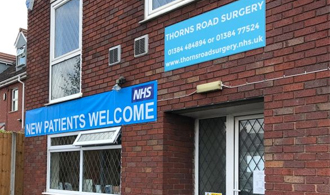 image of Thorns Road Surgery